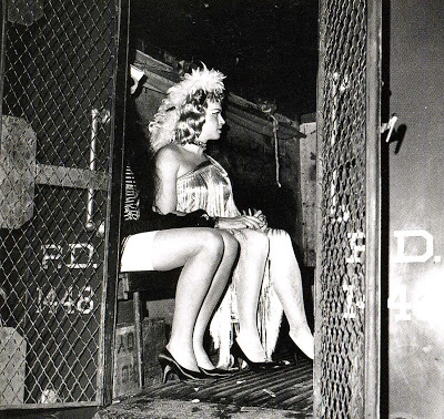 Arrested Trannies 1962